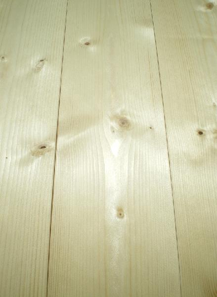 Plancher massif épicéa choix AB mezzanine 44x160x5700mm