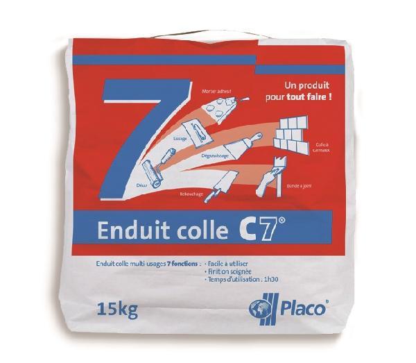 Enduit colle multifonction C7 sac 15kg
