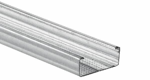 Fourrure métal 17/47 PREGYMETAL S47 3,00m