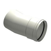 Coude PP ECO+ PREMIUM SN12 Ø160mm 15°