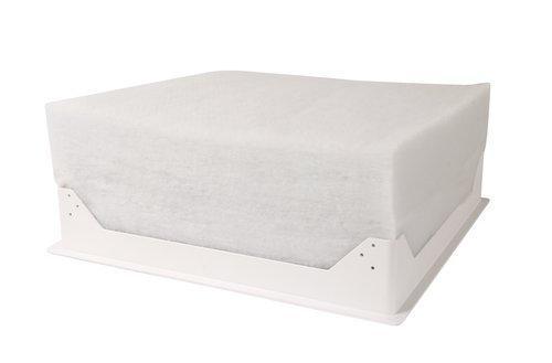 Trappe comble PVC isolée TPI151 51x51cm