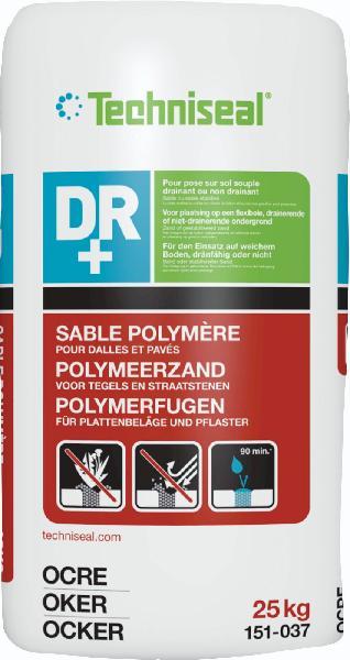 Joint Paves Ou Dalles Sable Polymere Dr Ocre Sac Kg  SamseFr