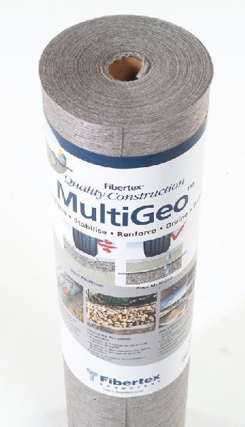 Géotextile filtration MULTIGEO rouleau 2x25m