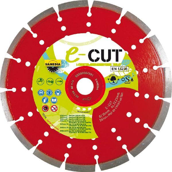 Disque diamant Ø230mm SPEEDMASTER E-CUT