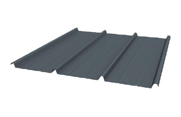 Bac acier toiture PML 3.850.29CS 75/100 2,50m 7022 GRAPHITE