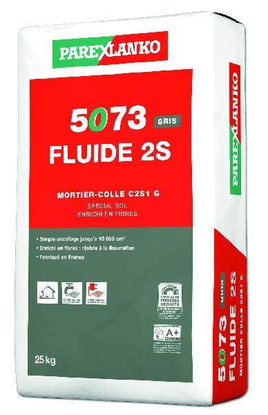 COLLE FLUIDE 2S FIBRE 5073 SAC 25KG