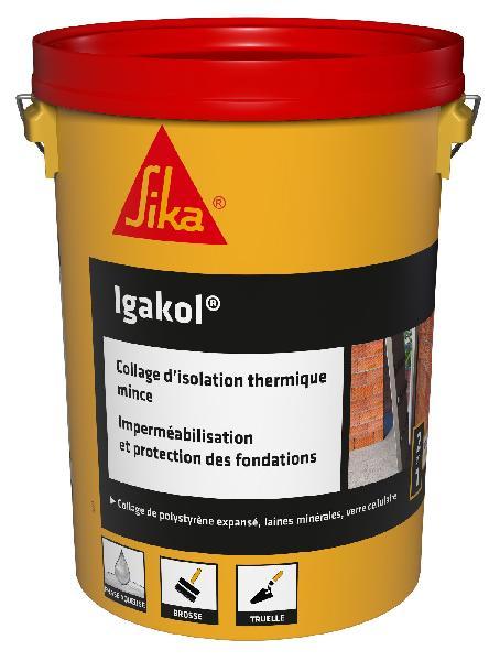 Emulsion IGAKOL bitumeuse seau 25kg