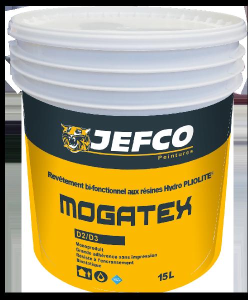 Revêtement façade MOGATEX hydropliolite blanc 4L