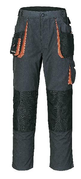 Pantalon TERRATRENDJOB gris/noir/orange T.40