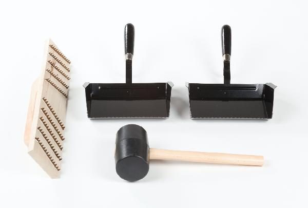 Kit outillage pour béton cellulaire COMPACT 20