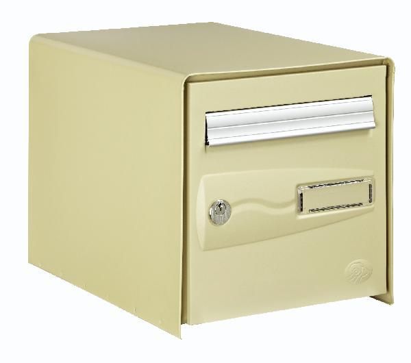 Boîte à lettres OCEANIS simple face beige garantie-10 ans