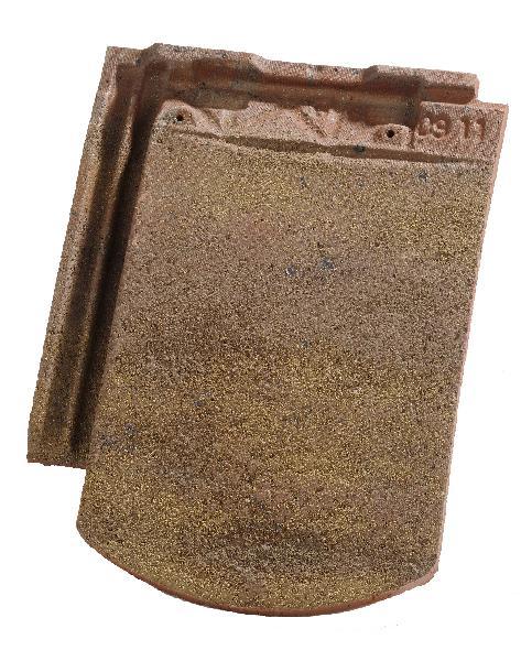 Tuile ARBOISE ECAILLE JACOB ROUGE ANCIEN 22.5m2 300