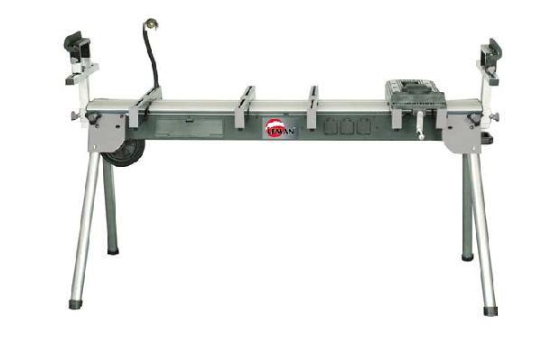 Stand établi portatif EST290 2900mm pour machines avec étau