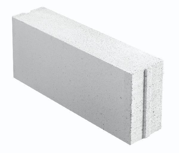 Bloc béton cellulaire à emboitement Compact 15 15x25x62,5cm