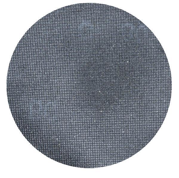 Disque abrasif pour ponceuse Ø225mm velcro treillis G100