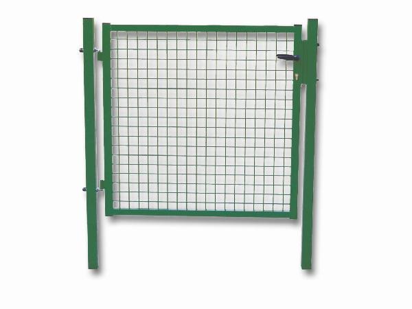 Portillon plastifié GARDEN 1x1,5m vert