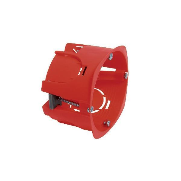 Boîte d'encastrement 1 poste cloison sèche Ø67mm P.40mm