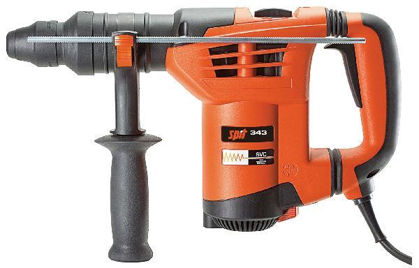 Perforateur SPIT 343 900W 5joule SDS +