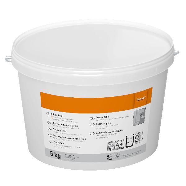 Sous-couche de protection à l'eau FERMACELL seau 20kg