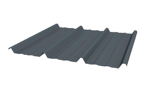 Bac acier toiture PML 3.1000.45CS 75/100 5,00m 7022 GRAPHITE