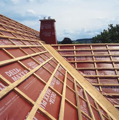 Ecran de sous toiture pour toiture pente DELTA MAXX+ HPV R3 50x1,50m