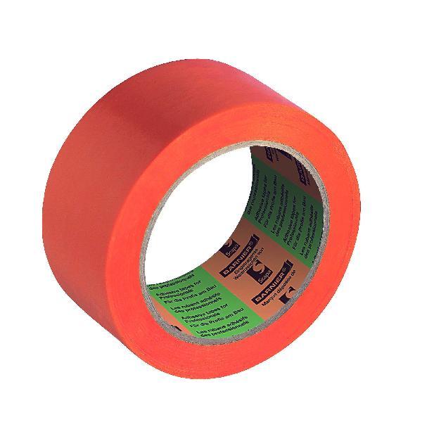Adhésif bâtiment multi-usages PVC L'ORANGE 6095 50x33m