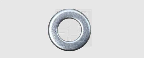 Rondelles Ø16mm zinguées boite 10