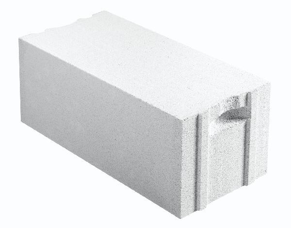 Bloc béton cellulaire à emboitement et poignée THERMO 30 30x25x62,5cm