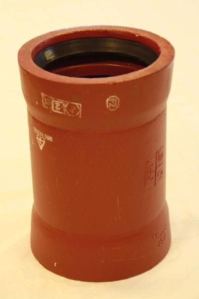 Manchon assainissement fonte DN250 complet