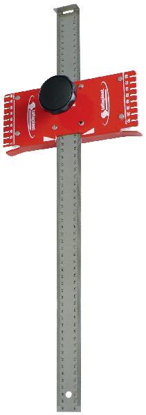 Trusquin de plaquiste acier 600mm