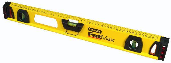 Niveau profilé FAT MAX alu 60cm