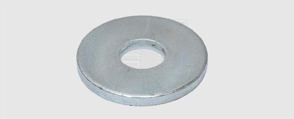 Rondelles charpentier Ø17,5-56mmx5mm zinguées sachet 15