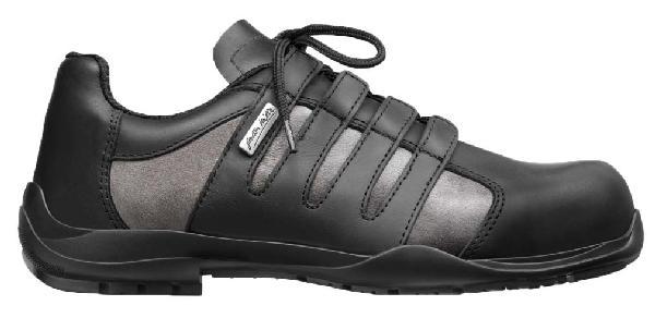 Chaussures de sécurité hautes BLACKLABEL SYLVER noir S3 SRC T.38
