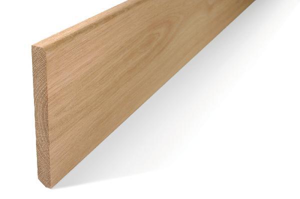 Plinthe sapin choix AB bord vif 10x095mm 4,20m