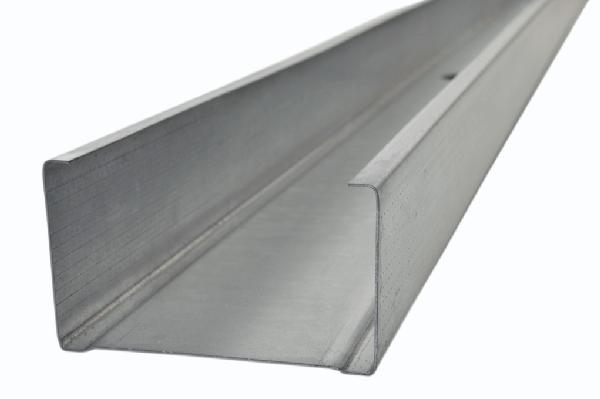 Montant métal 70/40 2,80m