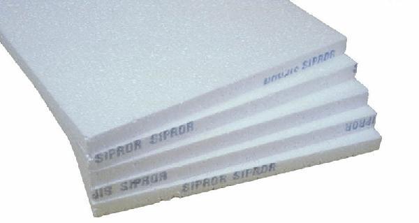 Polystyrène expansé bâtiment SIPROR 20mm 250x120cm