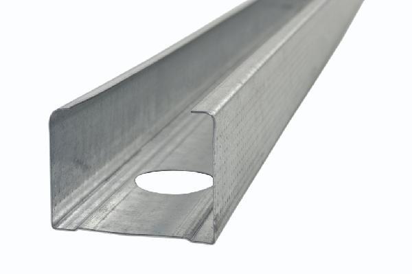 Montant métal 48/35 2,50m