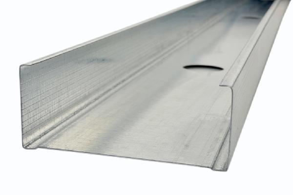 Montant métal 100/40 3,00m