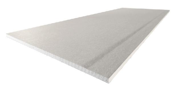 Plaque plâtre PREGYPLAC STANDARD bords amincis 10mm 250x120cm
