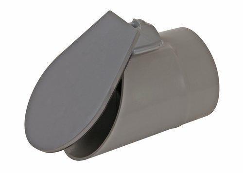 CLAPET DE NEZ PVC A COLLER F D200 PIF200