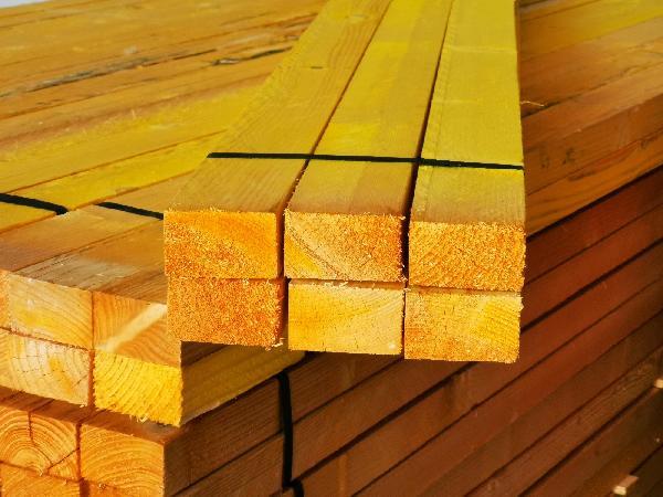 Lambourde sapin/épicéa traité CL2 40x100mm 5,00m pièce(s)