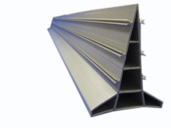 Régle joint de dilatation PVC H.80 5m