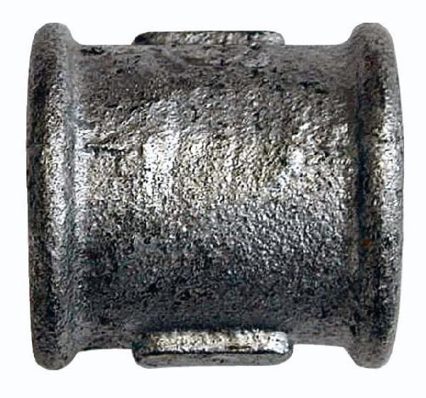 "manchon fonte galvanisée FF 1/2"" gaz PFA25bar 270G"