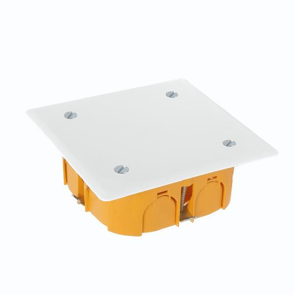 Boîte de dérivation cloison sèche 100x100x40mm