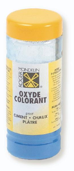 COLORANT CIMENT BLEU DOSE 750G
