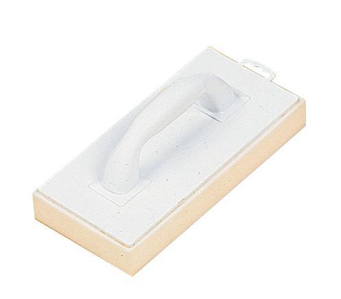 Platoir monobloc pour nettoyer les carreaux blanc mousse 29mmx14cm