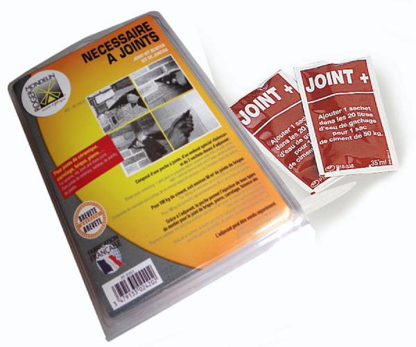 POCHE A JOINTS PVC KIT