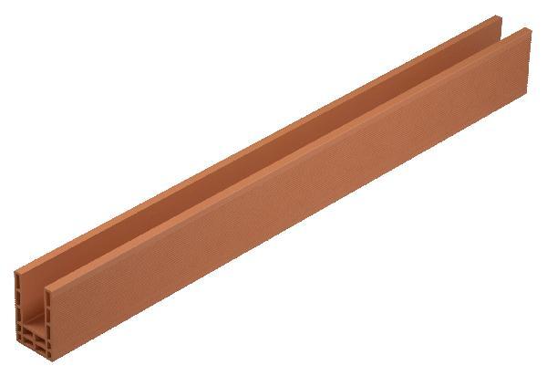 Maxi linteau CALIBRIC 20cm 31,4x280cm
