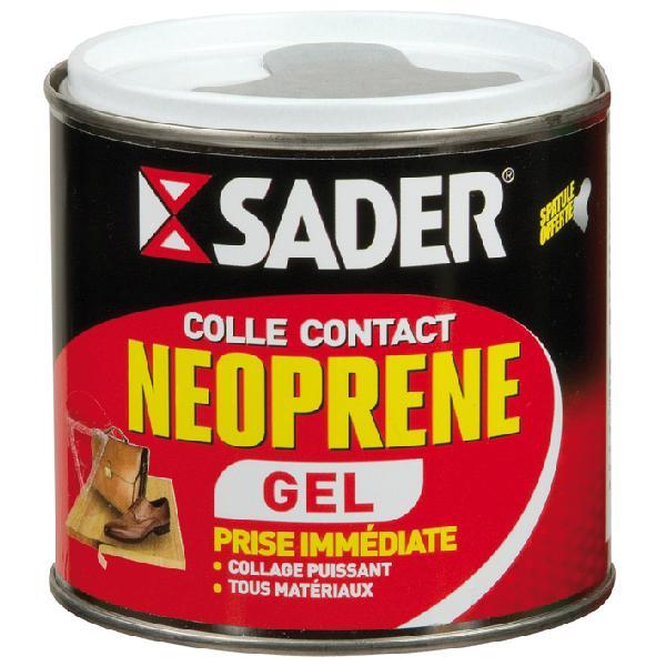 Colle SADER néoprène gel pot 500ml