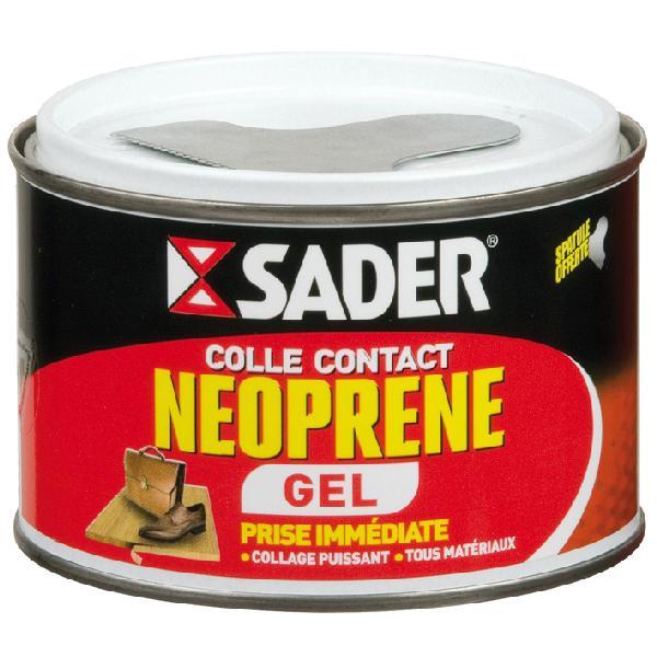 Colle SADER néoprène gel pot 250ml